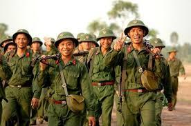 Kết quả hình ảnh cho Bộ đội về làng
