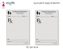 doctor prescription pad dr s prescription pad pharma