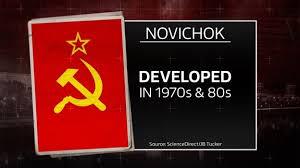 Laboratrium Independen: Mantan Mata-mata Rusia Diracun Pakai Novicok, Agen Saraf Kelas Militer