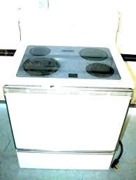 kenmore glass cooktop replacement replacing kenmore stove