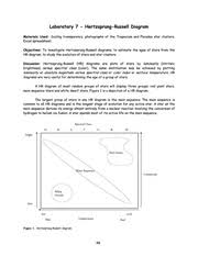 Astlcc1 Laboratory 1 Celestial Coordinates I Materials