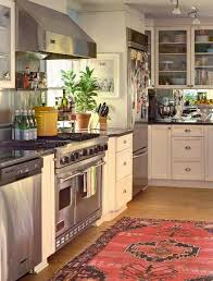 would you put an antique or oriental rug in your kitchen gallery image 1