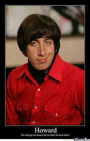 Howard From Big Bang Theory by liyanlee - Meme Center via Relatably.com