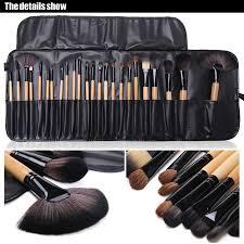makeup brush display holder case bag artist belt strap cosmetic makeup brushes pu holder a bags makeup brushes from youareyou 17 83 dhgate