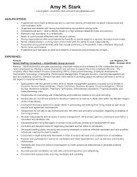 Communication Skills Resume Example