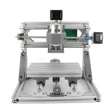 cnc2418 3 axis mini diy cnc router usb wood carving engraving machine with 500mw laser module