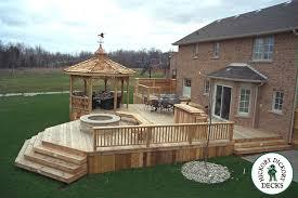 New Ideas Backyard Patios And Decks And d Deck Patio Design Ideas