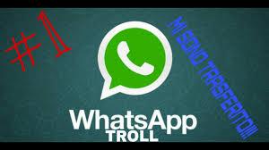 MI SONO TRASFERITO!!! - Whatsapp TROLL #1(SCHERZO EPICO FINITO MALE NO  CLICKBAIT!11!1)