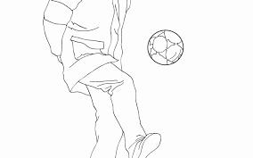 18 Beste Van Kleurplaten Van Voetballers Concept