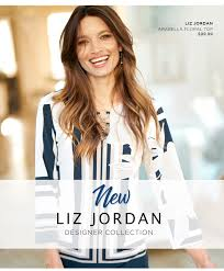 Liz Jordan Designer Noni B Limited First Look New Liz Jordan Designer