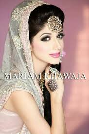 new bridal makeup ideas by mariam khawaja from