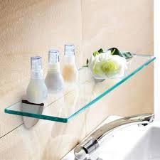 glass table tops shelf
