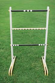 Wooden Ladder Ball Game Inspiration Outdoor Games DIY Ladder Toss You Can Take To The Park