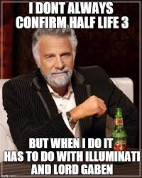 Half life 3 - Imgflip via Relatably.com