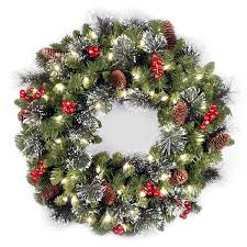 Lighted Garland Indoor 9 Best Holiday Decor Wreaths Of 2020