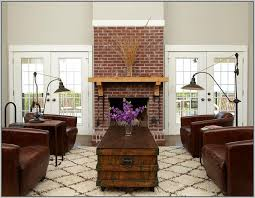 full size of living room surprising living room with brick fireplace paint colors for red