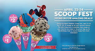 news baskin robbins april 2016 flavor of the month