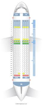 Frontier Airlines Seating Chart Best Picture Of Chart