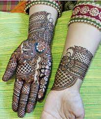 Mehndi Design Best Arabic Best Arabic Mehndi Designs That Will Make Hands Beautiful