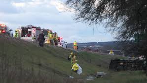 UPDATED: Cottonwood firefighter killed, CHP officer injured on I-5