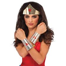 Wonder Woman Hair Style adult wonder woman costume kit buycostumes 5993 by wearticles.com