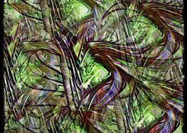 In The Jungle Digital Art by Leslie Revels