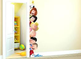 plush snoopy wall art minimalist 1 nyc vaughanbrosart com uk decals canvas metal nursery and woodstock