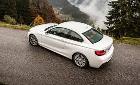 BMW Convertible bmw m235 test : 2015 BMW M235i xDrive Instrumented Test   Review   Car and Driver