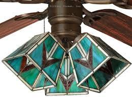stained glass ceiling fan stained glass ceiling fan light shades as outdoor ceiling fan with light