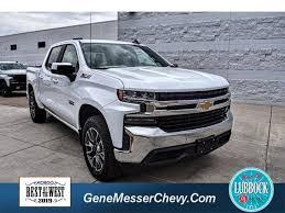 New Chevrolet Silverado 1500 (Summit White) For Sale Near ...