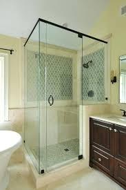 seamless shower door glass doors services frameless sweep canada