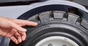 Getting The Most Out Of Your Forklift Tires