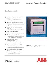 Abb Automation Controllers And Recorders Manualzz Com
