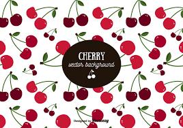 Cherry Pattern Interesting Decoration