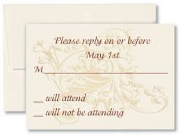 How To Reply To Wedding Rsvp Card Wedding Invitations Reply Card Magdalene Project Org
