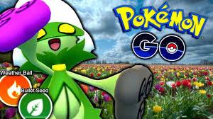 Do YOU NEED WEATHER BALL/BULLET SEED ROSERADE For GO BATTLE LEAGUE?! | Pokémon  GO - Pokemon GO Pokebattler
