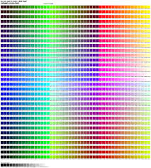 Rgba Color Chart Css3 Design With Color Control And Opacity Best Website Now