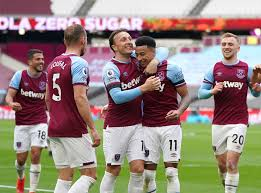 Get the latest west ham united news, scores, stats, standings, rumors, and more from espn. West Ham Vs Leicester Report Premier League Result Goals And Highlights The Independent