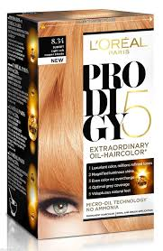 Light Copper Buy L Oreal Prodigy Permanent Hair Colour Micro Oil