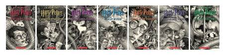 scholastic 20th anniversary harry potter new covers j k rowling