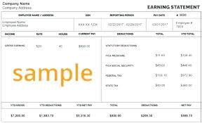 paystub sample paystub template excel thevidme club