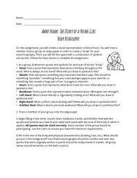 family change essay arguments