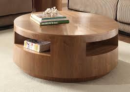 amazing round coffee tables with storage pics ideas  tikspor