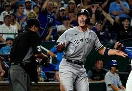 Yankees: Aaron Judge claps back at MLB ...