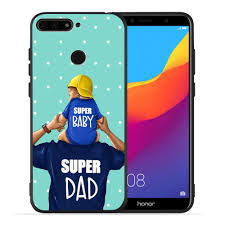 Online Shop <b>Fashion Super Mom</b> Dad Girl Boy <b>Baby</b> Luxury Phone ...