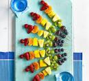 Image result for fruit kebab
