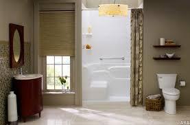 Bathroom Foxy Image Of Nice Bathroom Decoration Using Light Grey - Small bathroom renovations