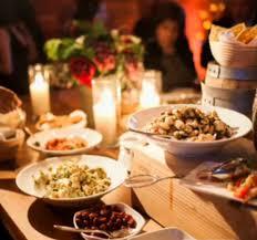 Food Ideas For Fall Wedding Reception