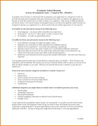 Simple High School Resume Examples 5 Grad School Resume Examples Pear Tree Digital