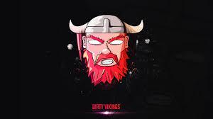 dirty vikings wallpaper